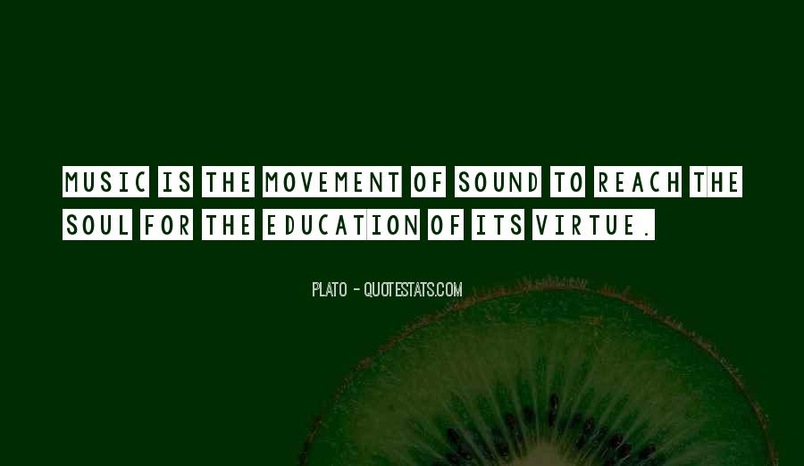 Quotes About Music Plato #890178