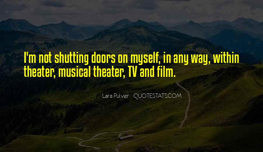 Quotes About Shutting Me Out #18414