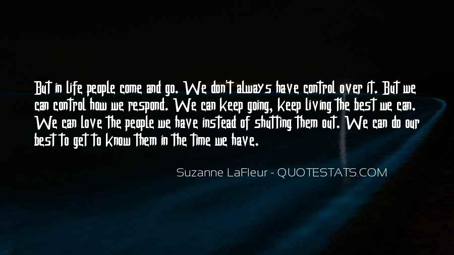 Quotes About Shutting Me Out #333665
