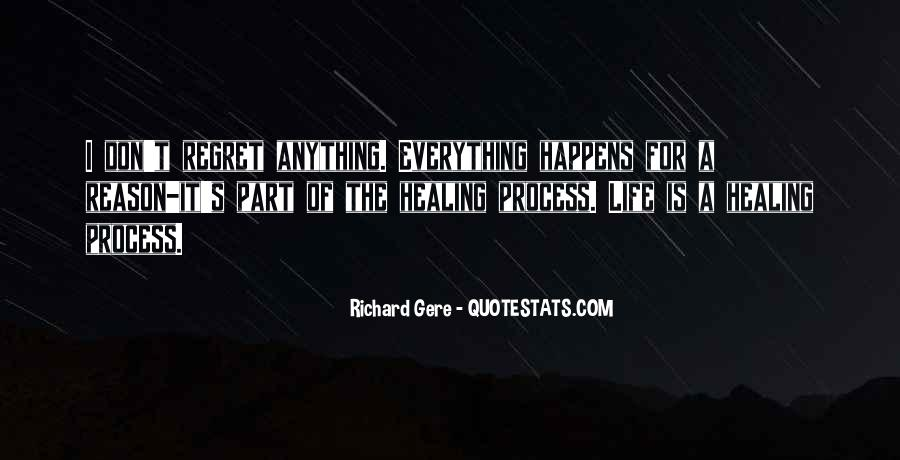 Quotes About Everything In Life Happens For A Reason #1847021