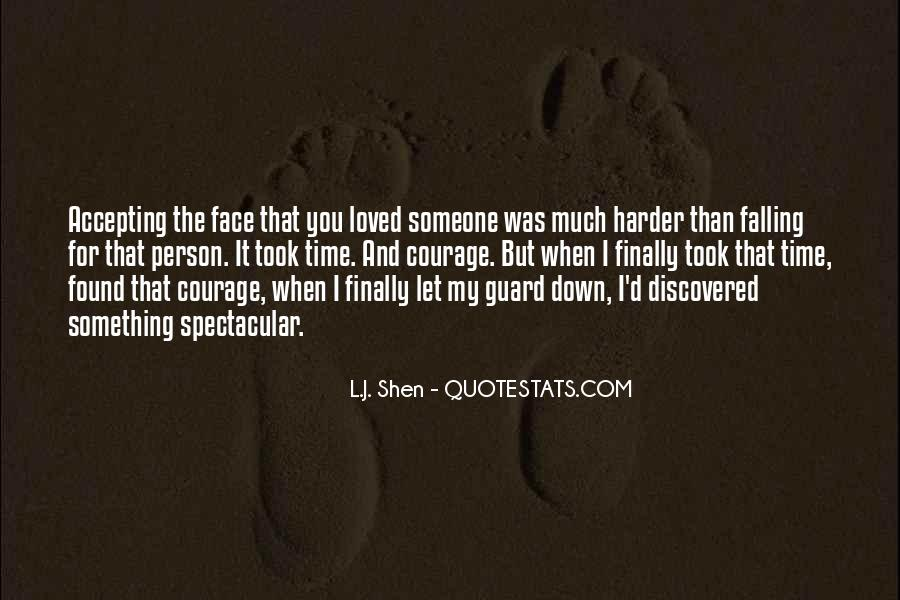 Quotes About Accepting Your Loved One #1175499