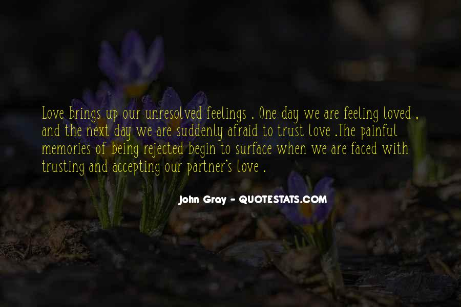 Quotes About Accepting Your Loved One #1740020