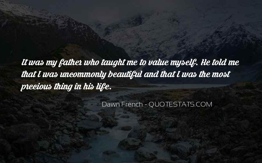 Quotes About Dawn And Life #1162986