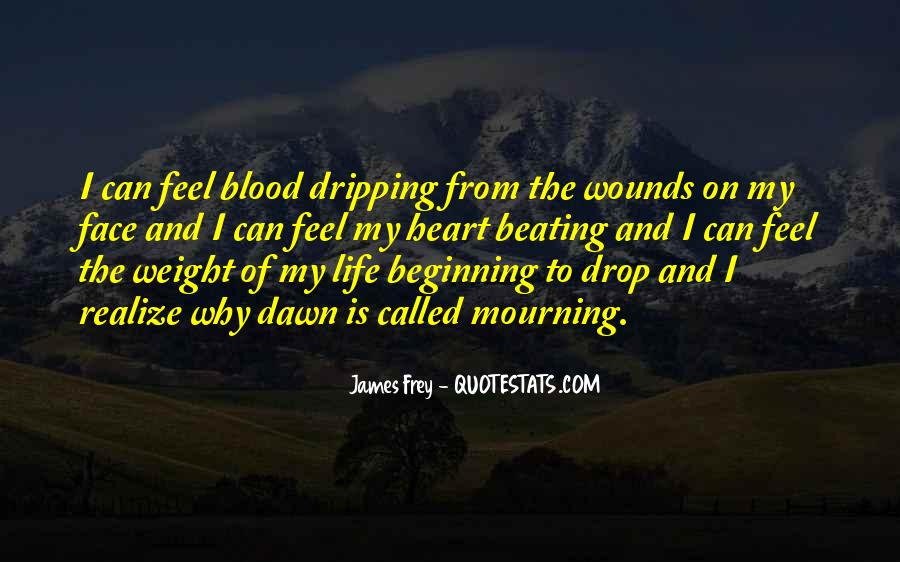 Quotes About Dawn And Life #1231521