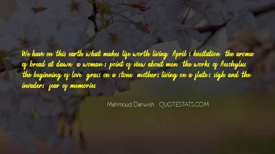 Quotes About Dawn And Life #1315143