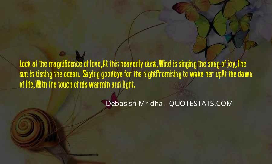 Quotes About Dawn And Life #163293