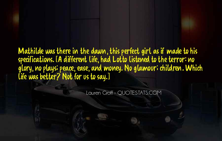 Quotes About Dawn And Life #643909