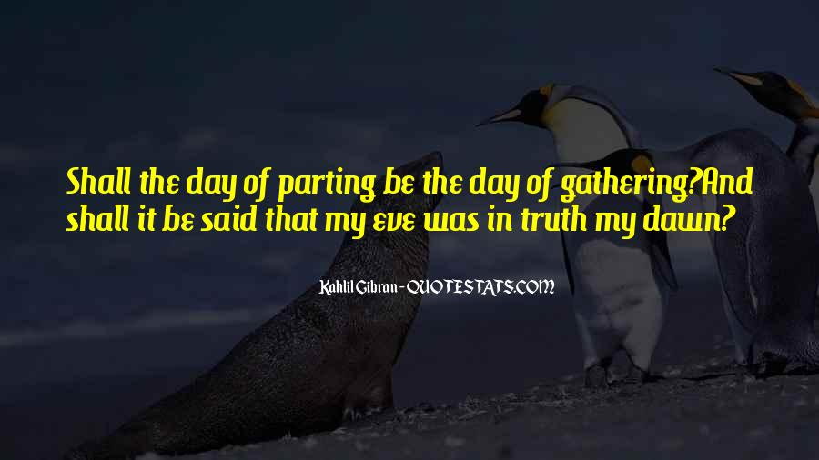 Quotes About Dawn And Life #764697