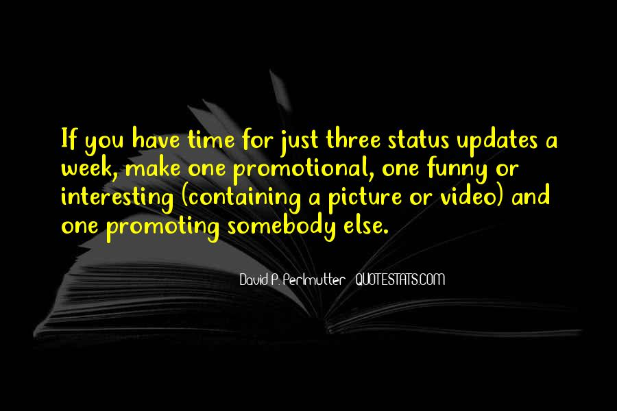Quotes About Updates #1453322