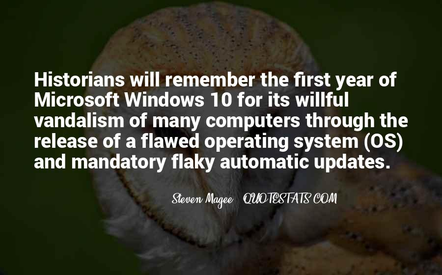 Quotes About Updates #158895