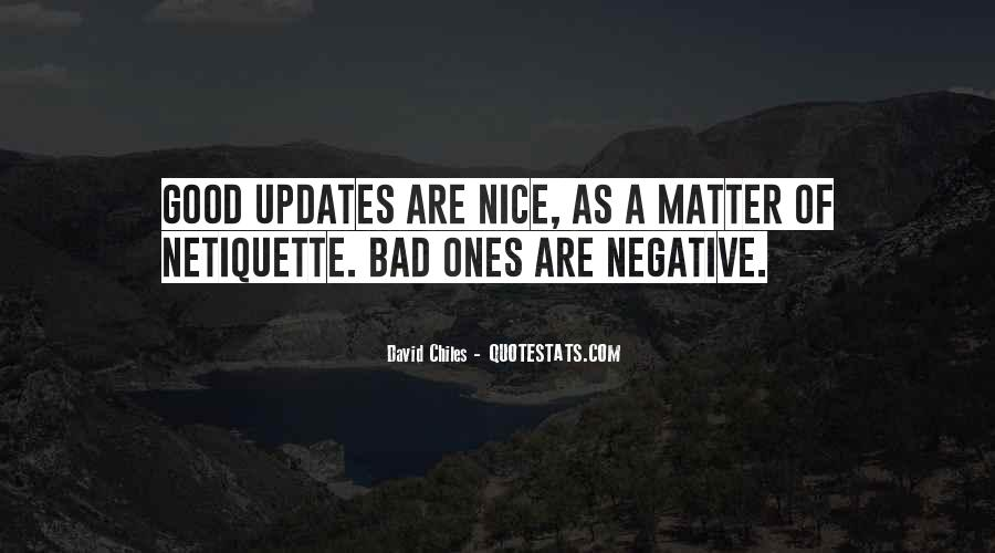 Quotes About Updates #1678789
