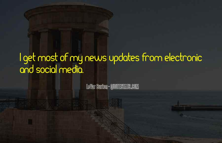 Quotes About Updates #1782598