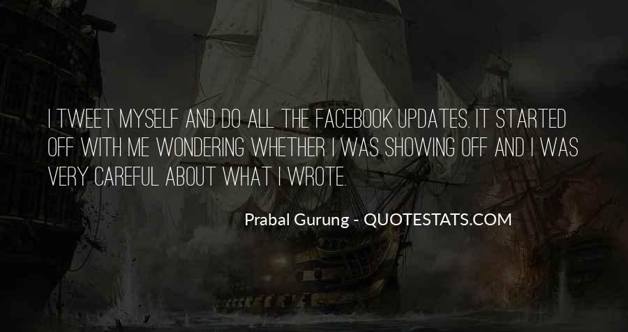 Quotes About Updates #221829