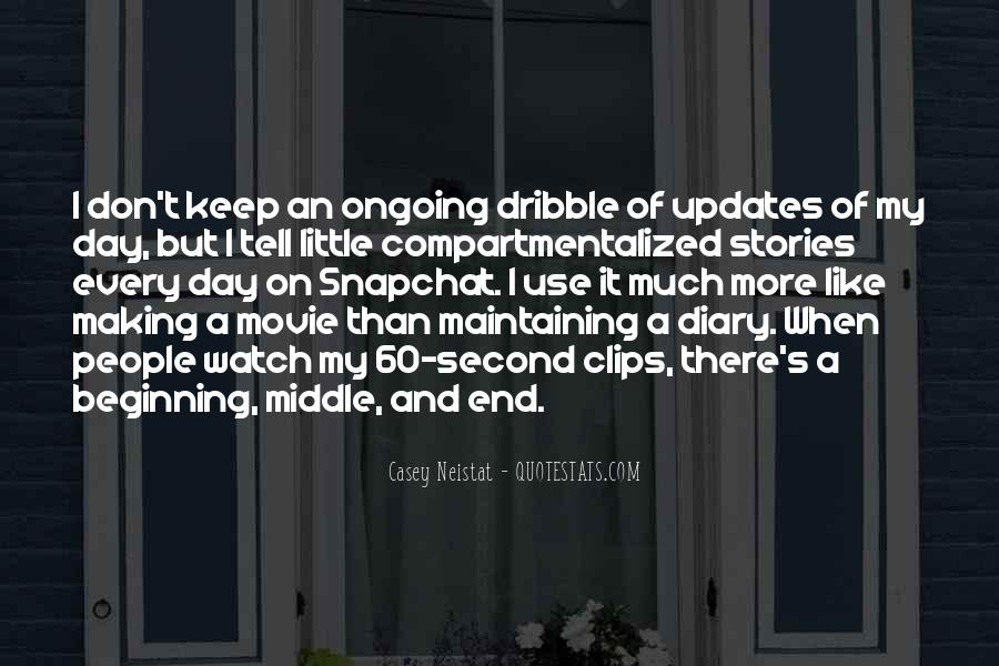Quotes About Updates #241379