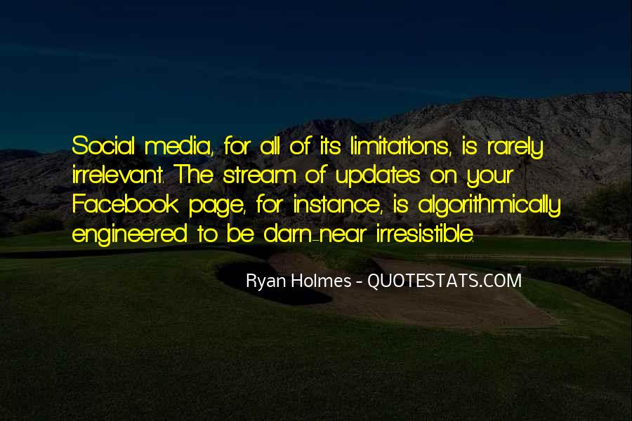 Quotes About Updates #410906
