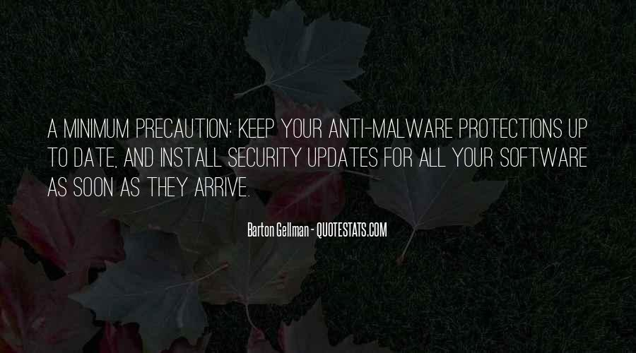Quotes About Updates #548691