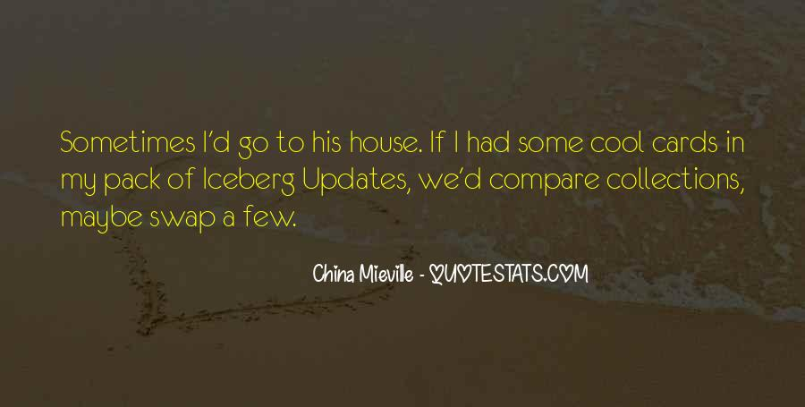 Quotes About Updates #609340