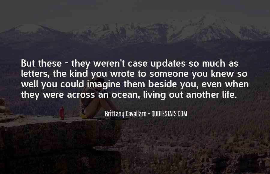 Quotes About Updates #707849