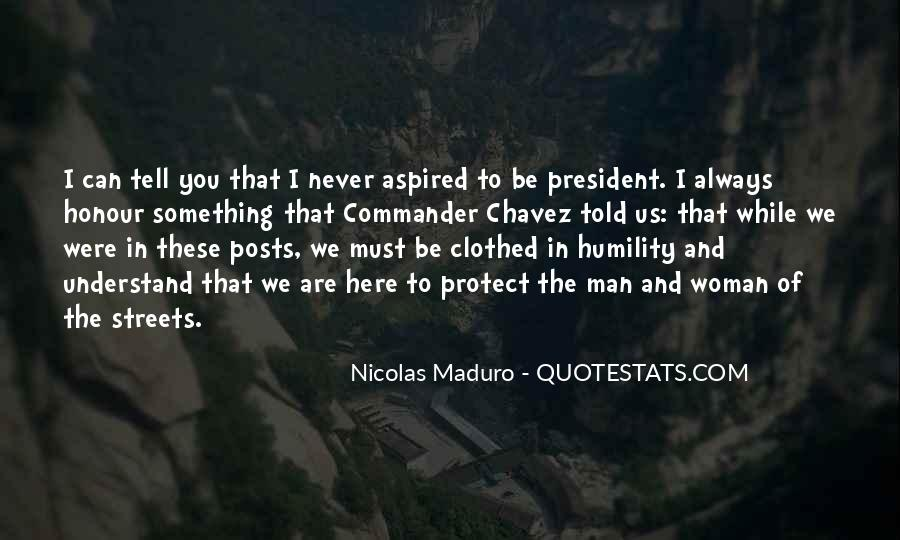 Quotes About Chavez #17252