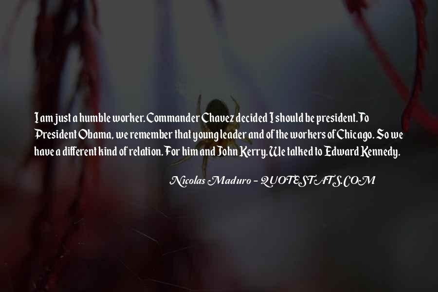 Quotes About Chavez #198714