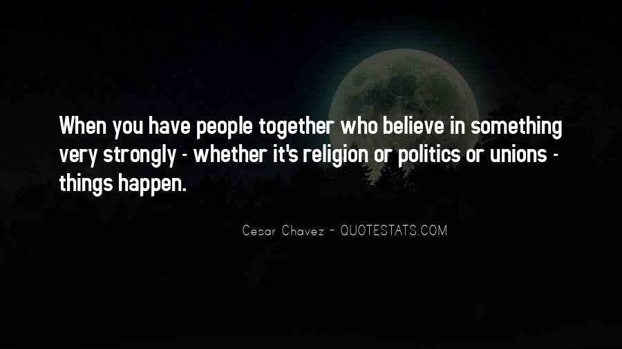 Quotes About Chavez #238078