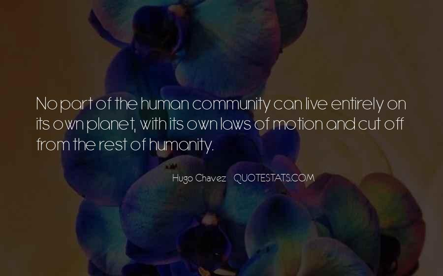 Quotes About Chavez #250470