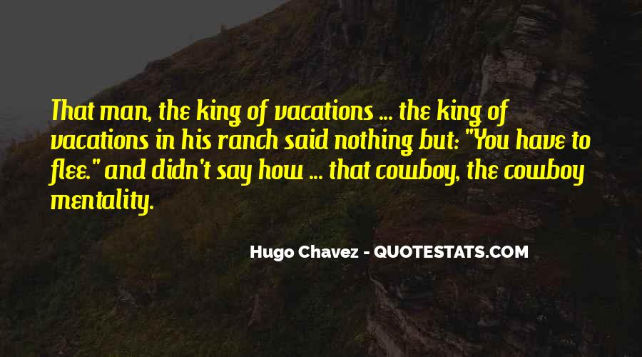 Quotes About Chavez #279917