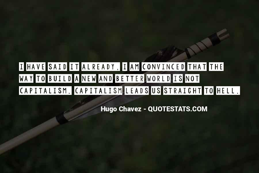 Quotes About Chavez #323184