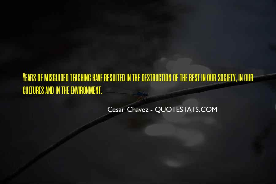 Quotes About Chavez #374195