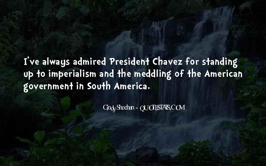 Quotes About Chavez #375170