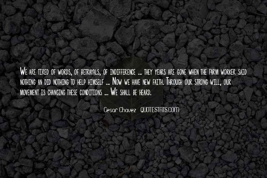 Quotes About Chavez #395992