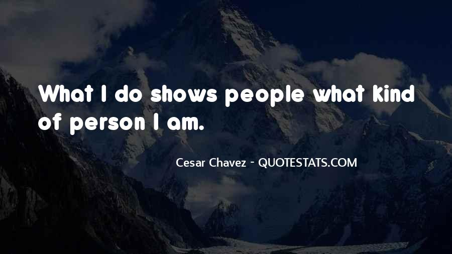 Quotes About Chavez #411278