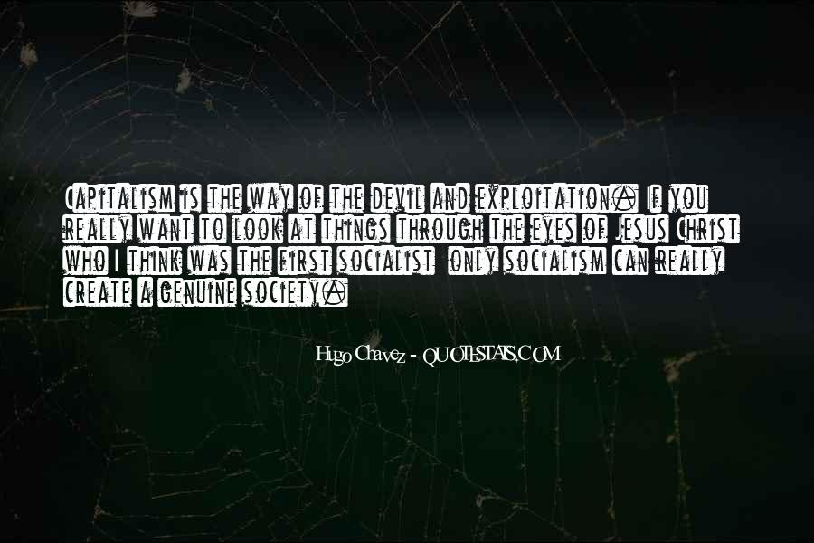 Quotes About Chavez #477592