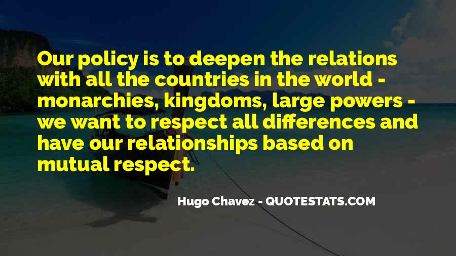 Quotes About Chavez #485505