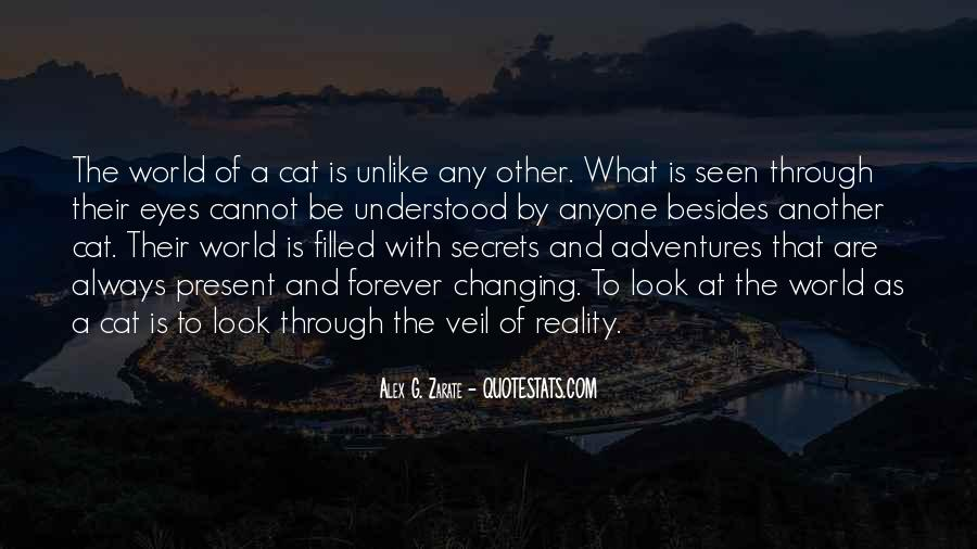 Quotes About A Cat's Eyes #1256285
