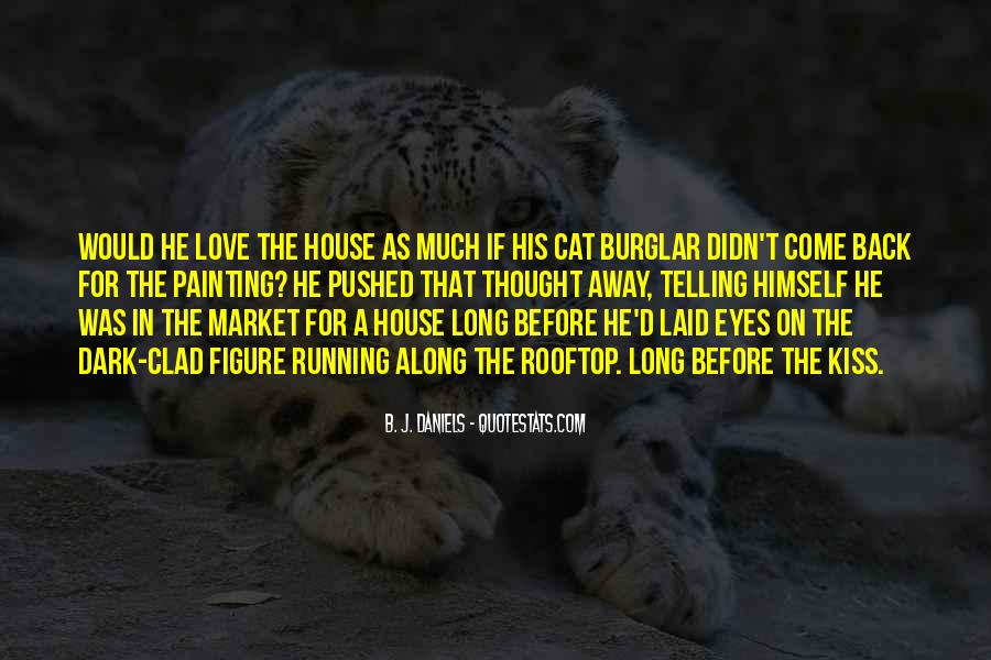 Quotes About A Cat's Eyes #190880