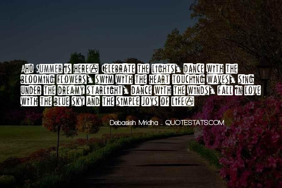 Quotes About Heart And Flowers #857608