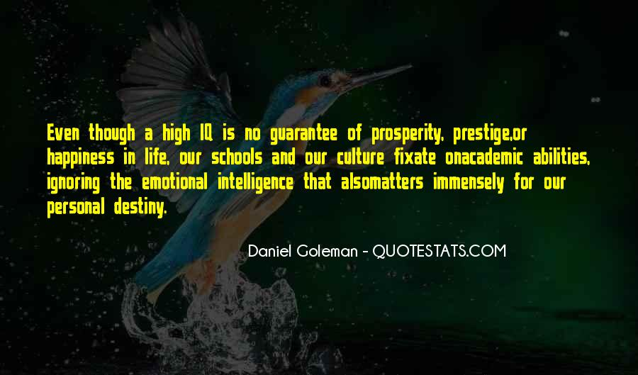 Quotes About Iq And Intelligence #1292602