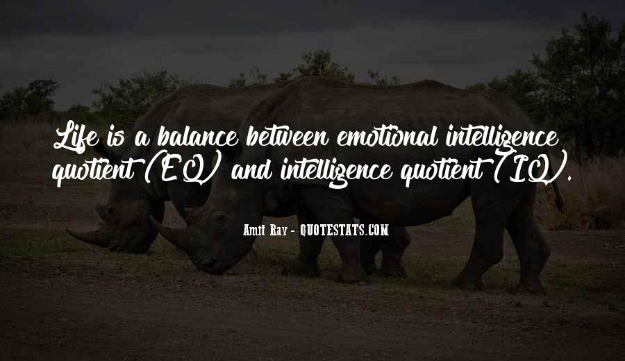 Quotes About Iq And Intelligence #1342147