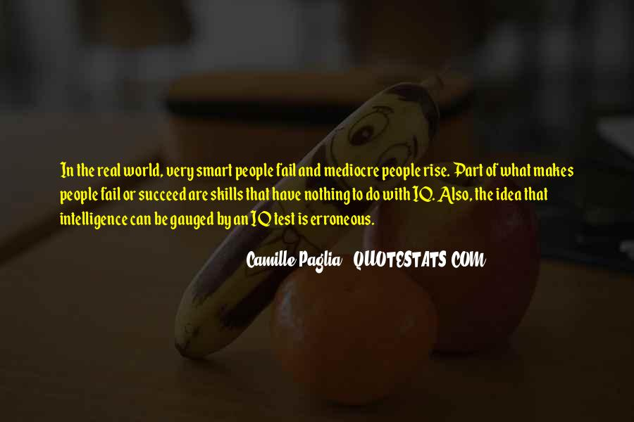 Quotes About Iq And Intelligence #1640044