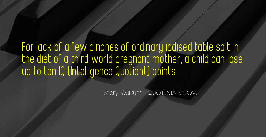 Quotes About Iq And Intelligence #1798966