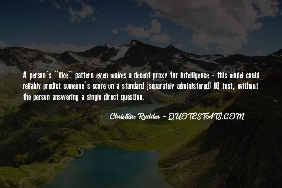Quotes About Iq And Intelligence #929997