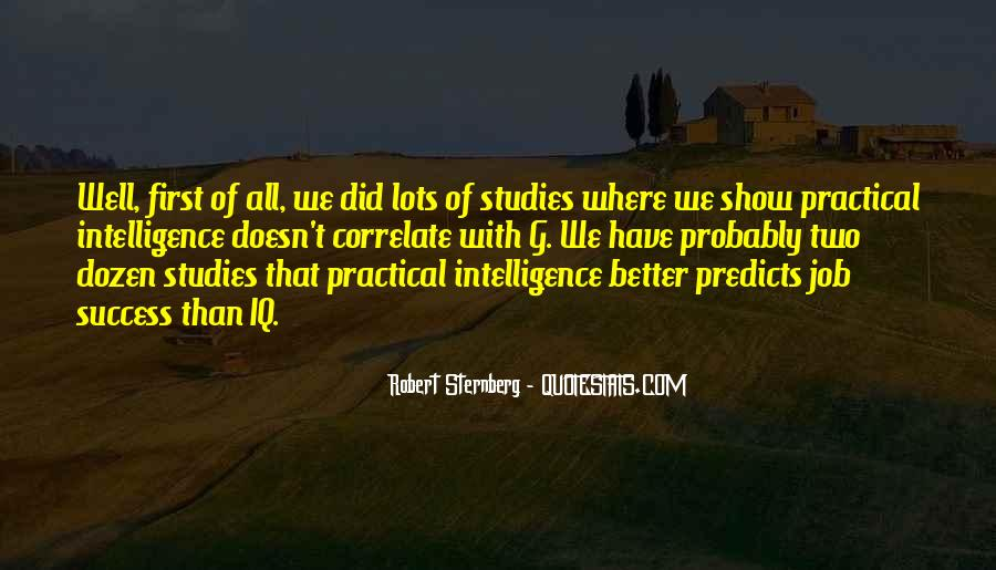 Quotes About Iq And Intelligence #99638