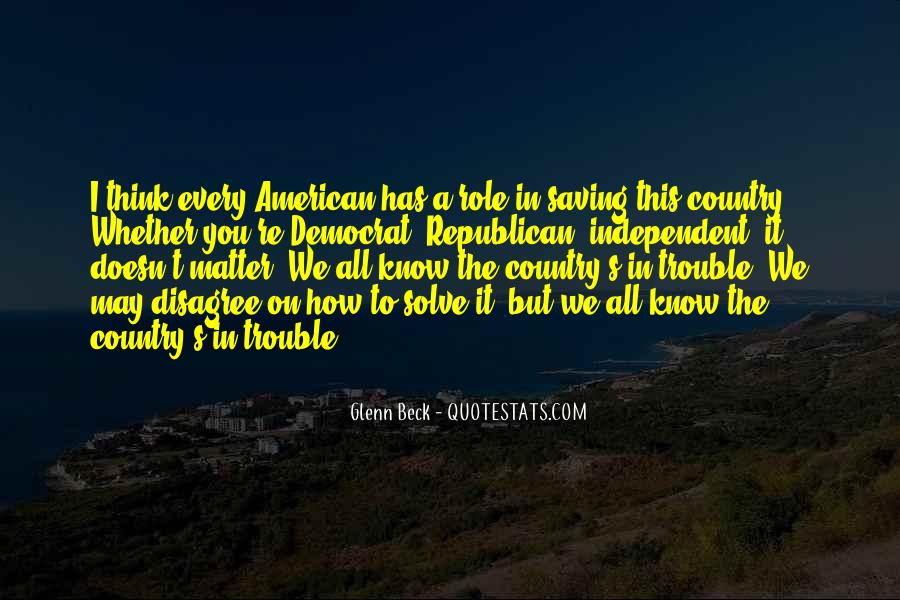 Quotes About Saving Our Country #1709267