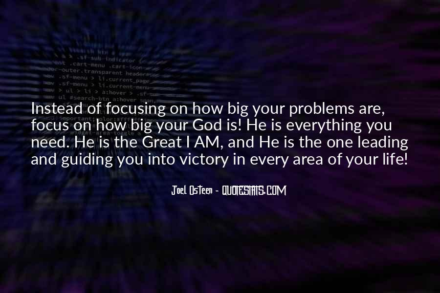 Quotes About God Leading You #1572587