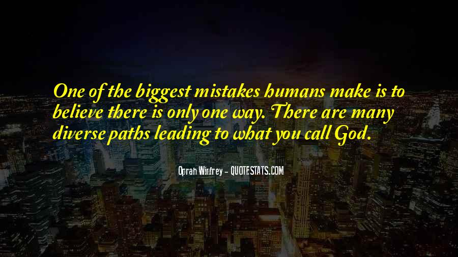 Quotes About God Leading You #1862474