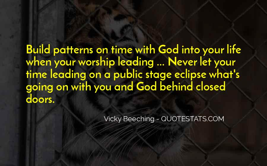 Quotes About God Leading You #427814