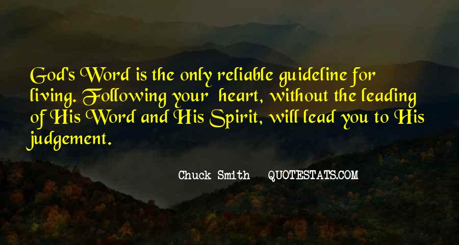 Quotes About God Leading You #872092