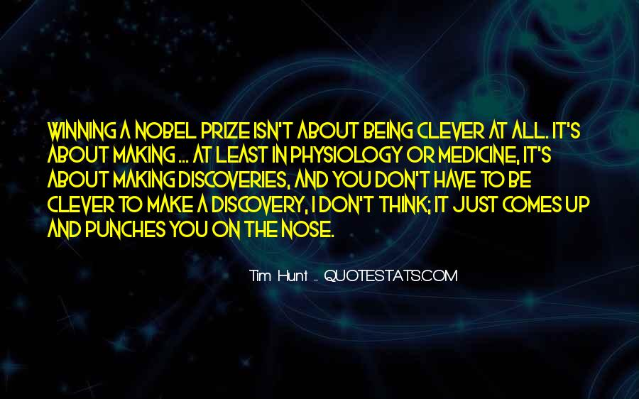 Quotes About Not Being Clever #1303889