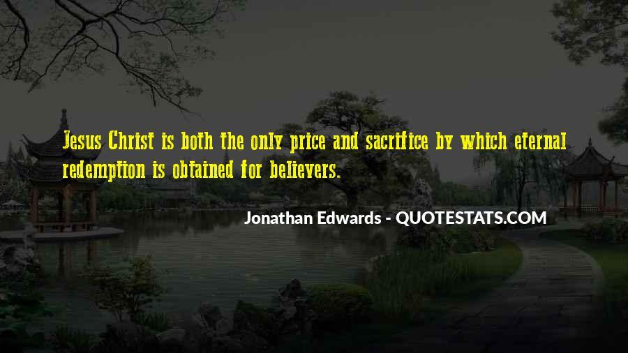 Quotes About Jesus Sacrifice #1195336